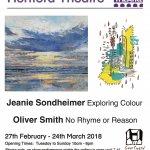 Art Exhibition - Exploring Colour/No Rhyme or Reason