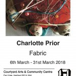 Art Exhibition - 'Fabric' by Charlotte Prior