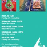 Batik Workshop for all ages