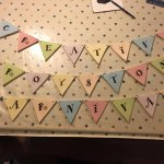 Carnival Clay Bunting Workshop (6+)