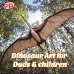 Dinosaur Art Sessions