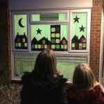 Festive Streets: Decorate the windows on your street