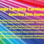 Kings Langley Carnival