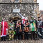 St Albans Mummers - Boxing Day 2020