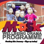 Trestle M-ask Wellbeing Drama Programme