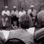 Online Singing for Memory Sessions
