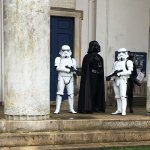 Star Wars goes to church
