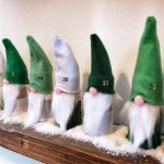 The Art Social at Home - Advent Elves