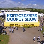 Herts County Show / Showcase for Hertfordshire finest; farming, food, entertainment