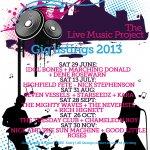 The Live Music Project / THE LIVE MUSIC PROJECT - TRESTLE ARTS BASE