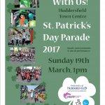 2017 Huddersfield Saint Patrick's Day Parade