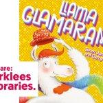 Library Adventures Live! Llama Glamarama