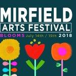 Mirfield Arts Festival BLOOMS