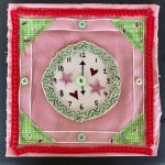 Stitch in Time: Fabric Square Example