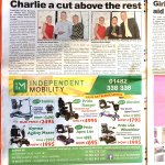 Press Advertising...