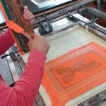 Screen Printing Posters – July