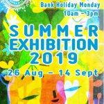 Summer Exhibition at Globe Arts Studio