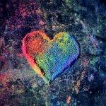 World Needs Love - Interactive Art Project