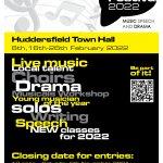Huddersfield Mrs S Festival / Huddersfield Mrs Sunderland Festival