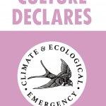 Kirklees Culture Declares / Kirklees Culture Declares Emergency