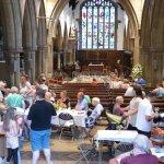 Thornhill Parish Church / Listed church