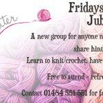 knitandnatter / weekly knitting group