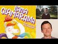 Library Adventures Live! Special Llama Glamarama Festival Event