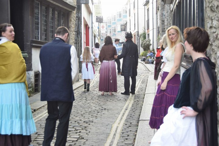 Filming for series of Les Miserables