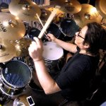 Tim - drumming