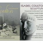 Isabel Coulton / Isabel Coulton Sculptor/Wood carver
