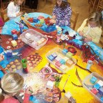 Pottypottery Studio / Pottypottery Paint Your Own Pottery party's