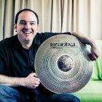 James Sharp, Drum Tutor studio, Totnes.