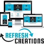 Refresh Creations / web design in Paignton, Torbay