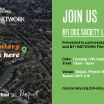 BFI Doc Society Local: South East EVENT