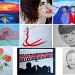 Drawing and Painting course Mondays in Bognor