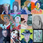 Drawing and Painting course Tuesdays in West Worthing