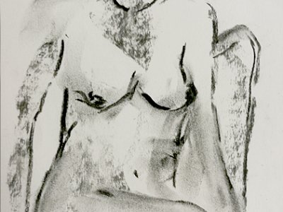 Life Drawing: Saturday Workshop 4th July 2020