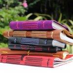 Make a Leather Sketchbook or Journal