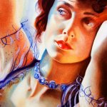 Alison - Illustration by Debbie Hinks