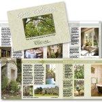 Brochure design: Wightlink – Green Getaways