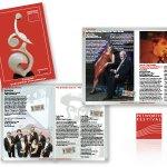 Brochure design + logotype design: Petworth Festival