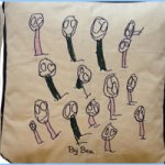 Childrens Drawings Theme - Fun Cushions