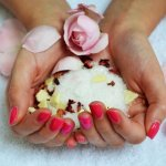 Cocoa Butter Bath Salts