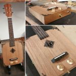 Handmade Ukuleles from Stringit & Strumit