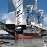 HMS Warrior Montage by Jack