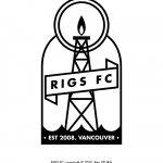 Logo Design for Rigs FC