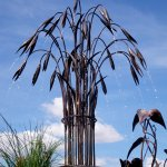 Oat Sheaf Fountain
