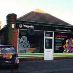 Prizmatic Print Solutions Branding