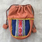 Sami Reindeer Leather Coffee Bags