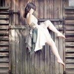 Self portrait / Handmade Ragdoll Dress